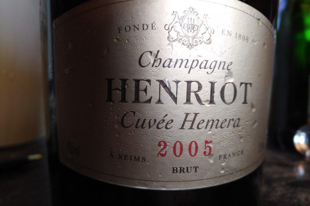 champagnehenriot-cuveedexception-hemera-2005-cuveedeprestige-reims-lesaulnois