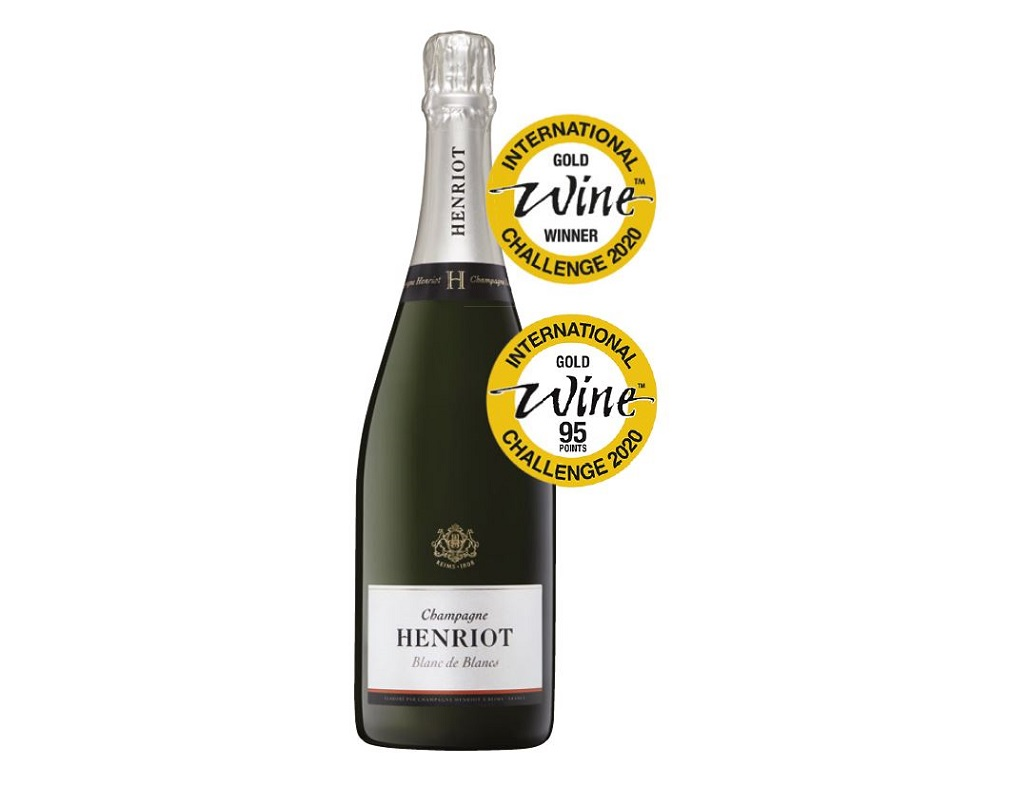 internationalwinechallenge-2020-awards-champagnehenriot-blancdeblancs-millesime2008-rosemillesime2012-hemera2006
